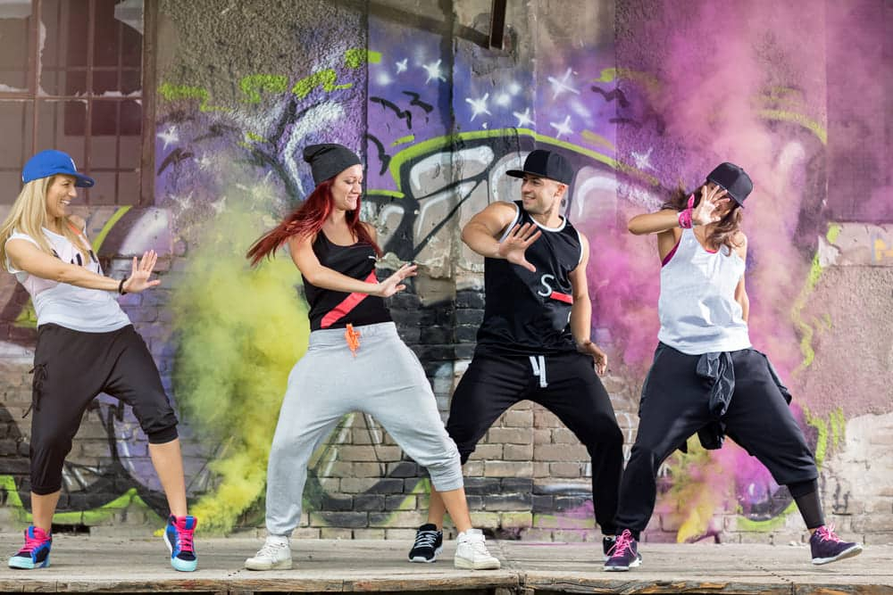 learn hip hop dance lessons online