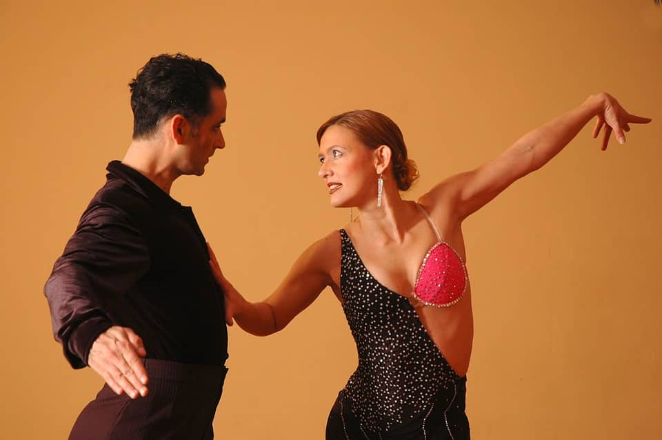 learn latin dance lessons online