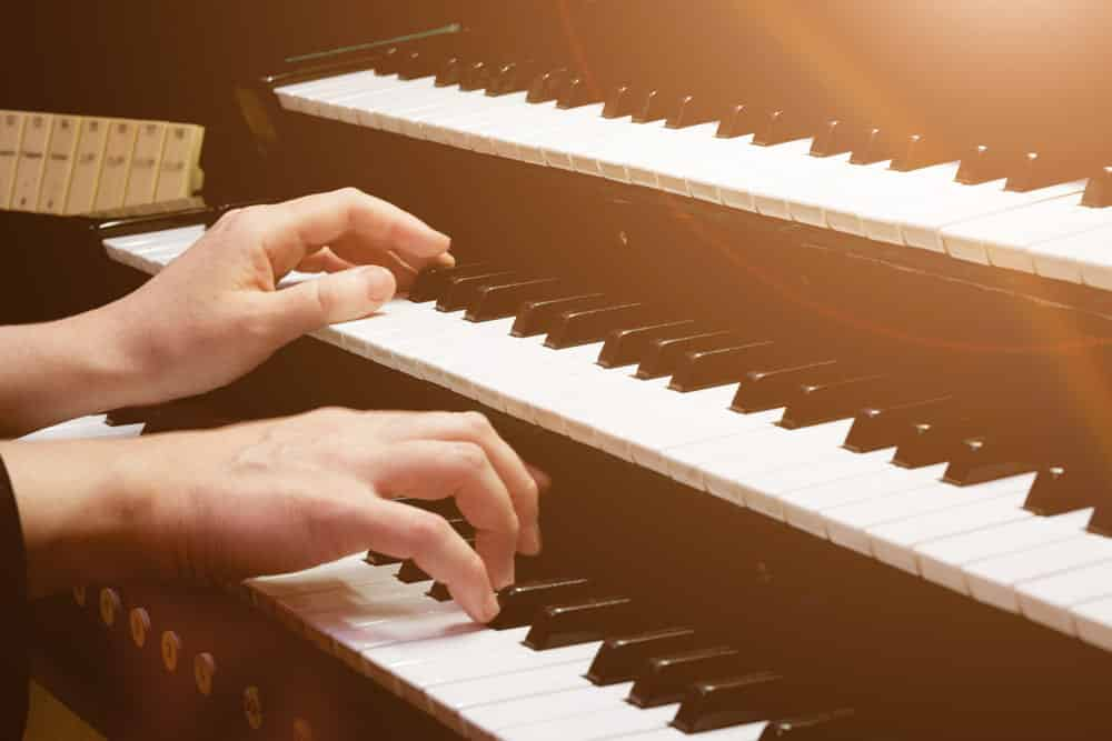 Learn Organ Lessons Online