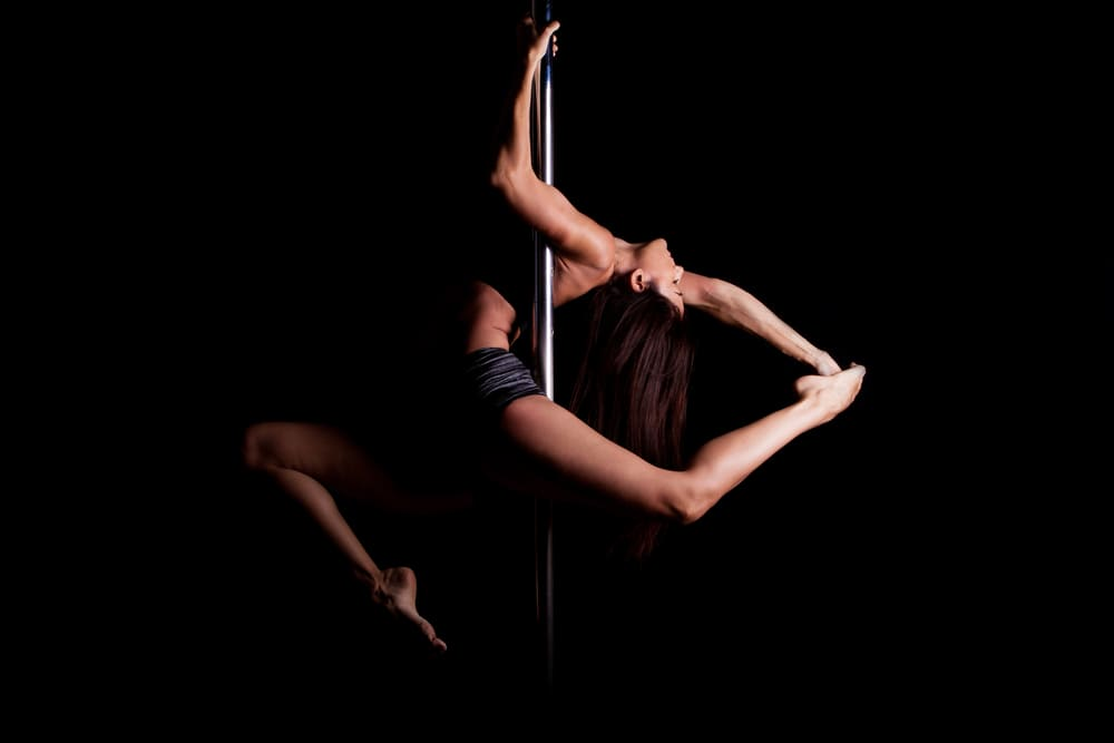 learn pole dancing lessons online