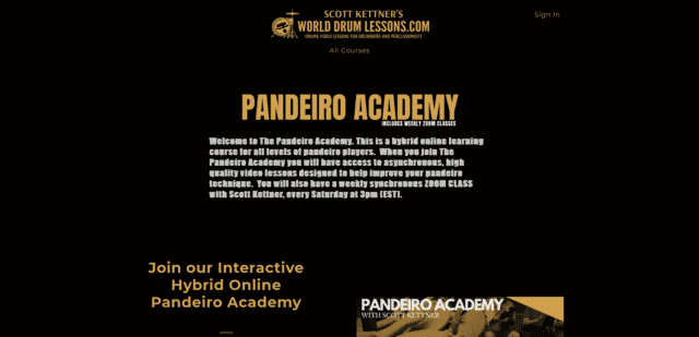 worlddrumlessons learn pandeiro lessons online