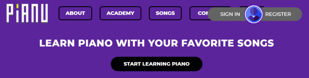 pianu learn piano lessons online