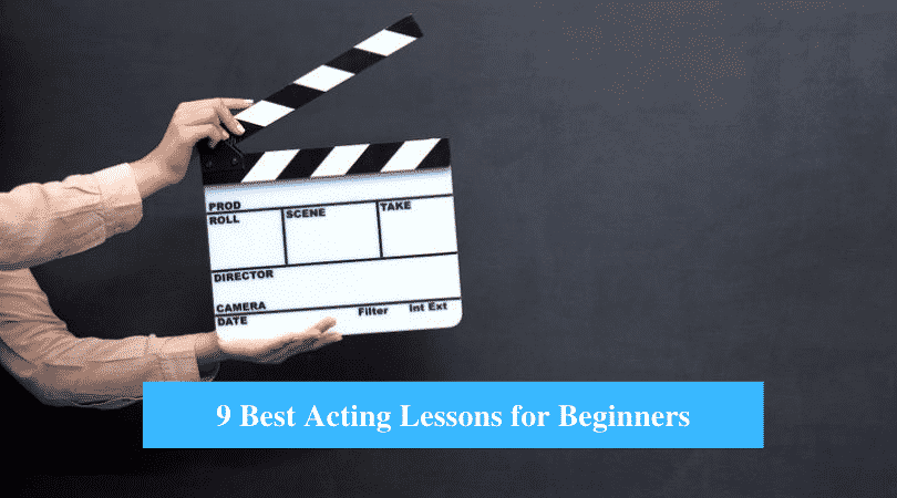 Acting Lessons for Beginners