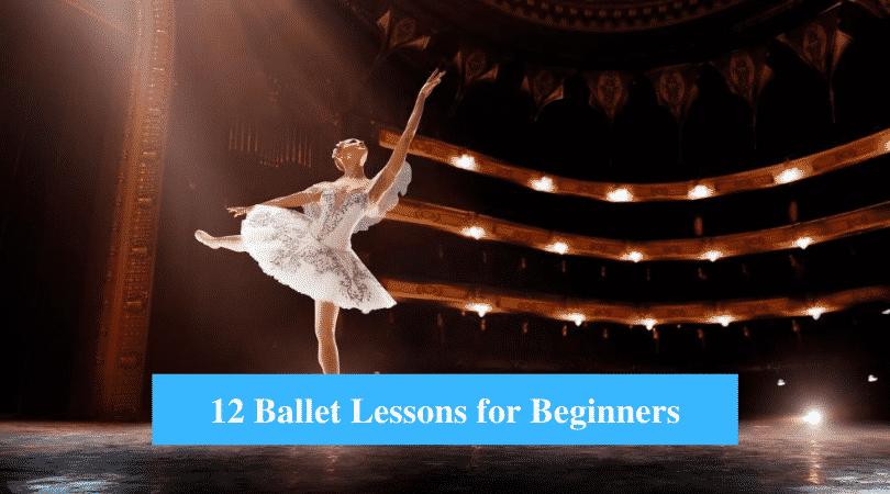 Ballet Lessons for Beginners
