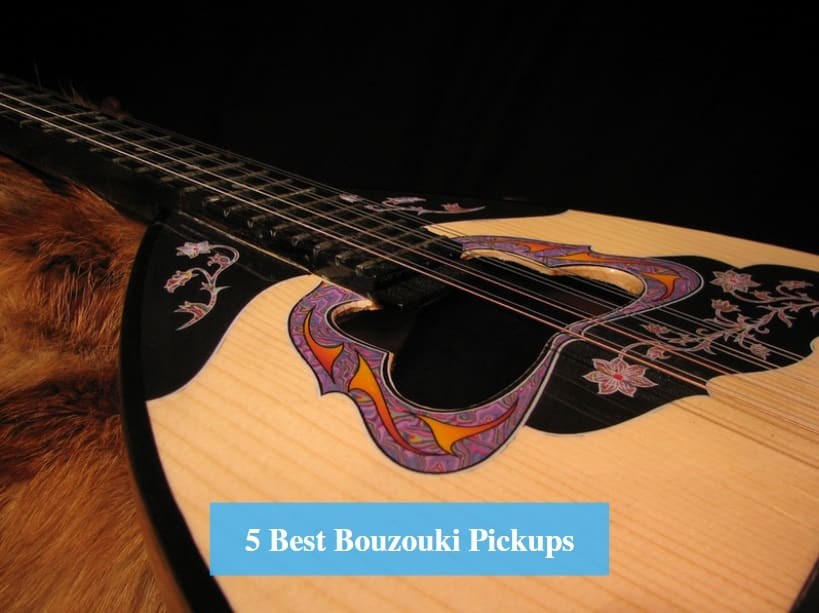 Best Bouzouki Pickup