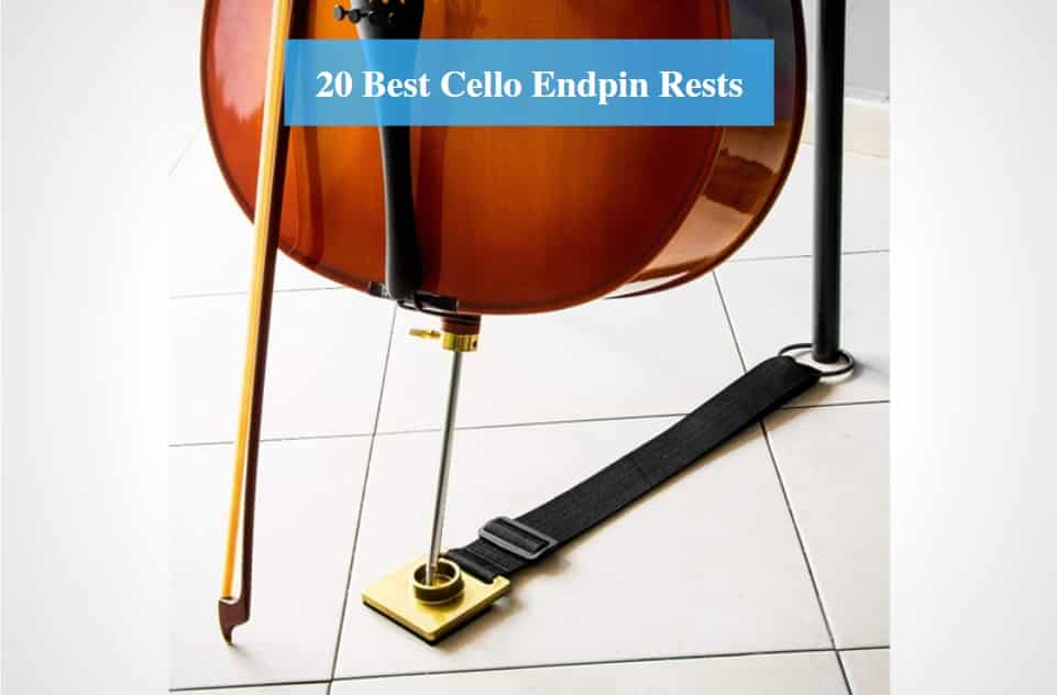 Best Cello Endpin Rest