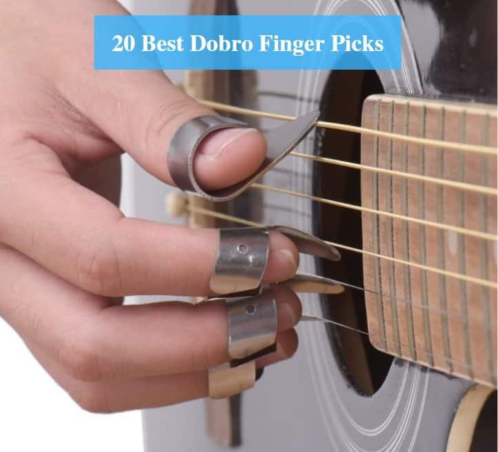 SHZONS 3 Metal Finger Picks 1 Thumb Pick Set Guitar Fingerpicks For Guitar Dobro Banjo,etc.