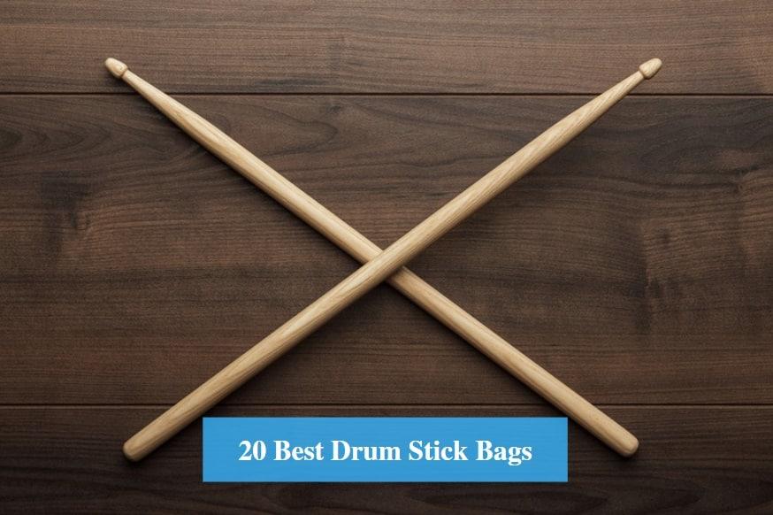 Best Drum Stick Bag