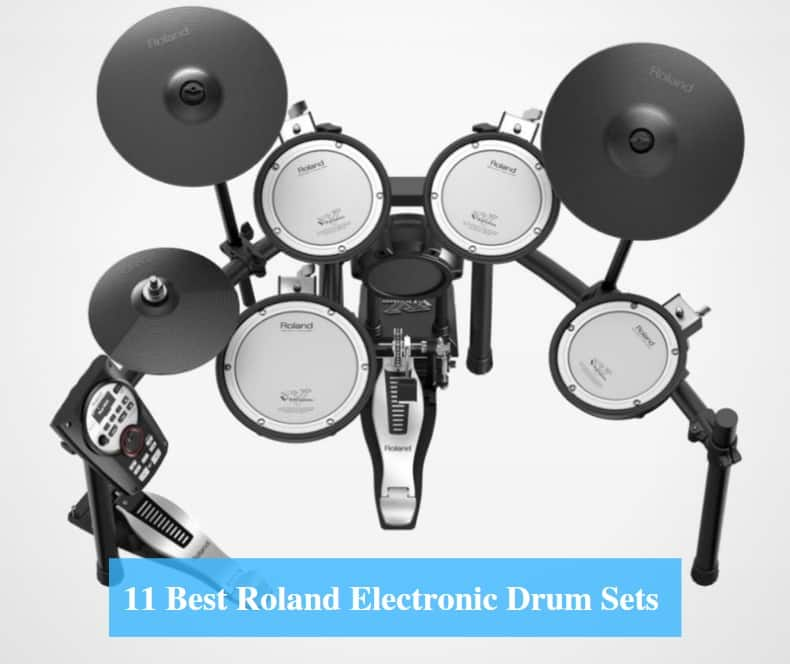Best Roland Electronic Drum Set