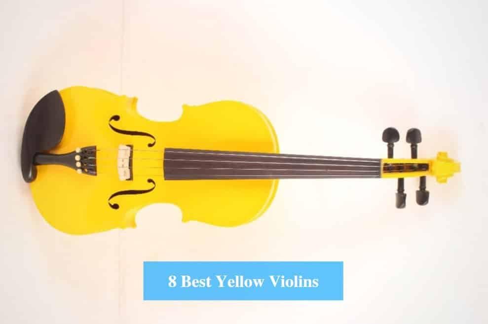 Best Yellow Violin