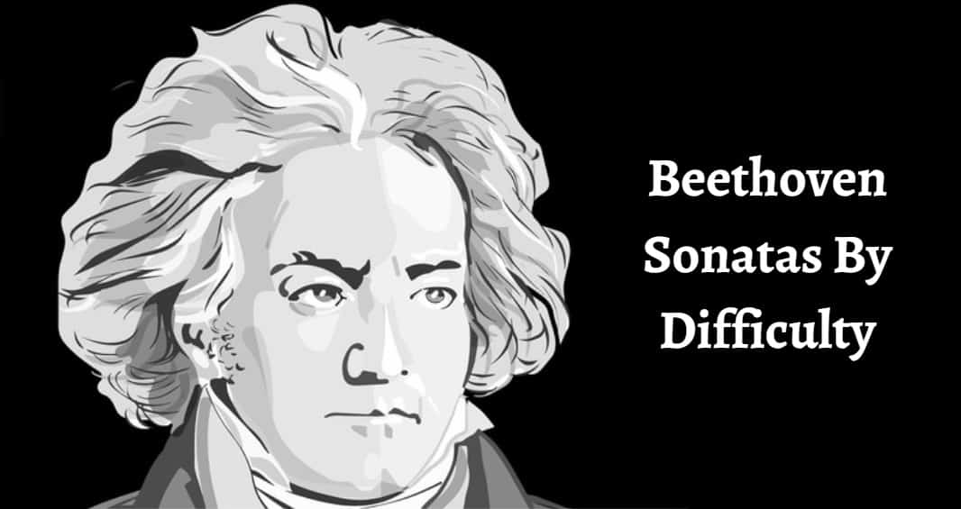 Beethoven Sonatas By Difficulty