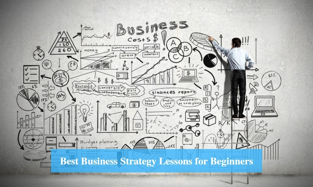 Business Strategy Lessons for Beginners
