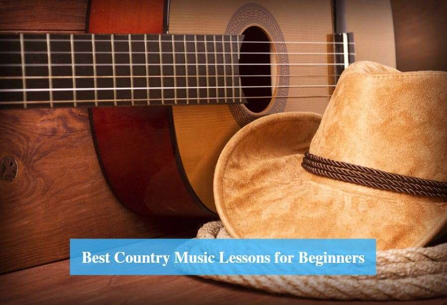 Country Music Lessons for Beginners