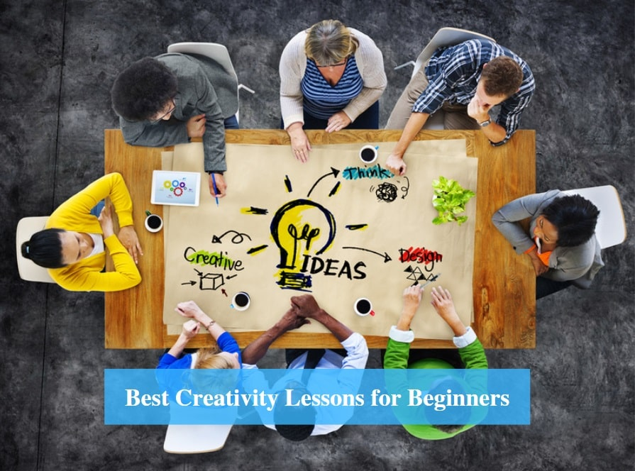 Creativity Lessons for Beginners