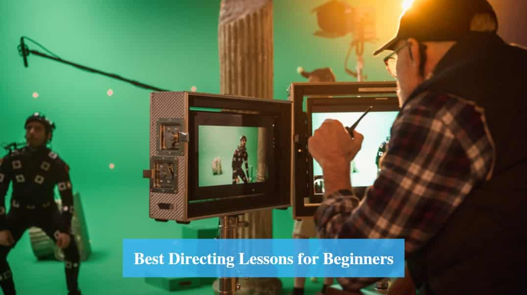Directing Lessons for Beginners