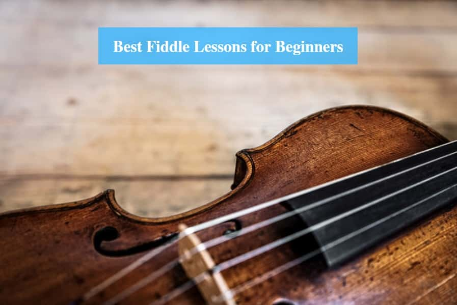 Fiddle Lessons for Beginners