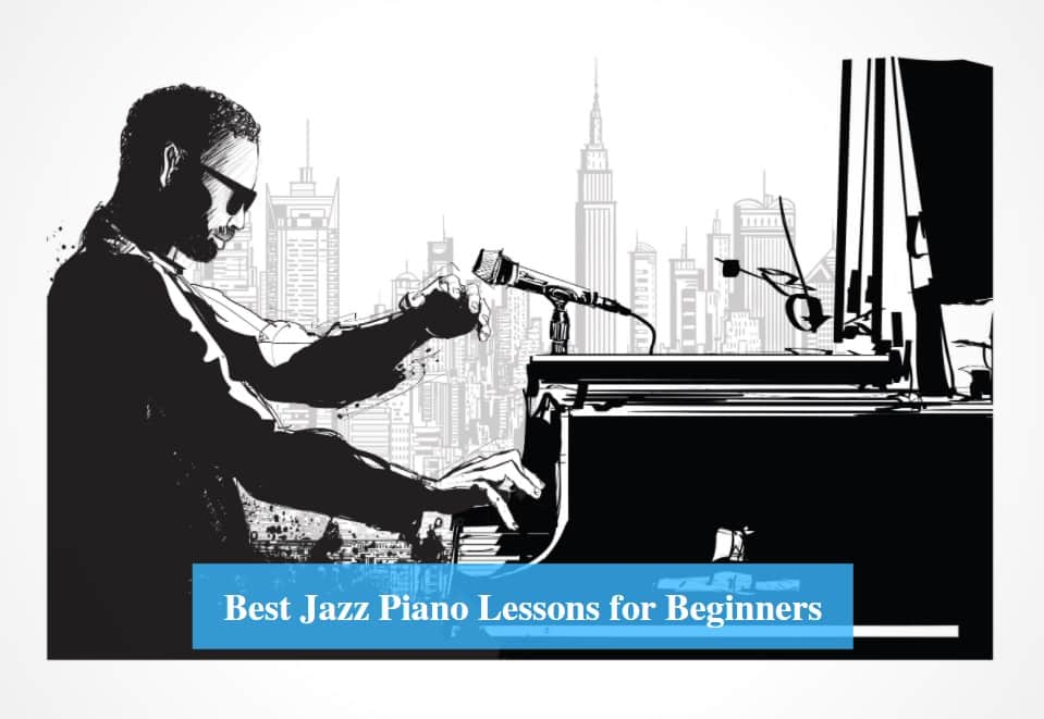 Jazz Piano Lessons for Beginners