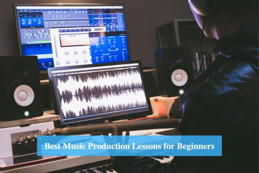 Music Production Lessons for Beginners