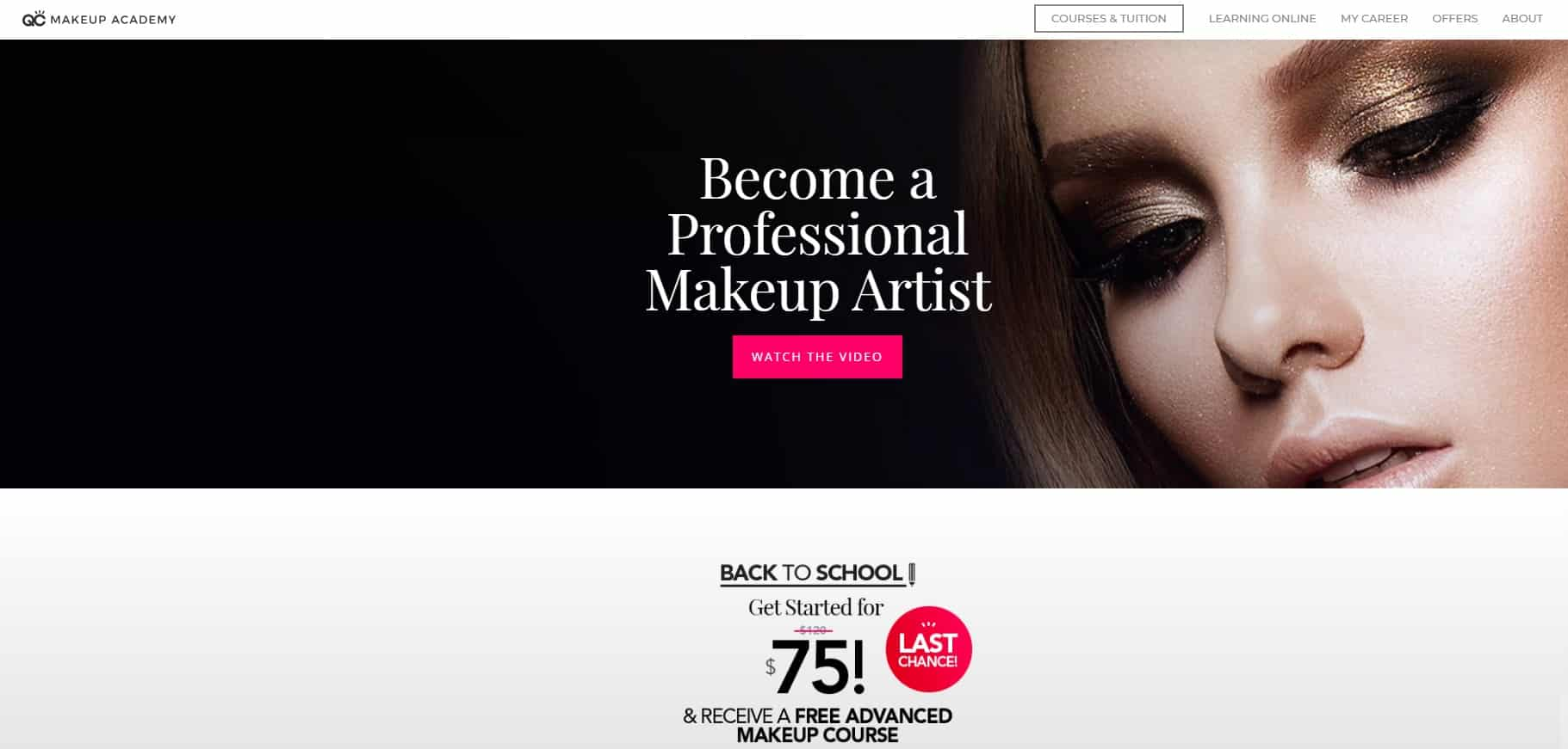 QC Makeup Academy Makeup and Beauty Lessons for Beginners