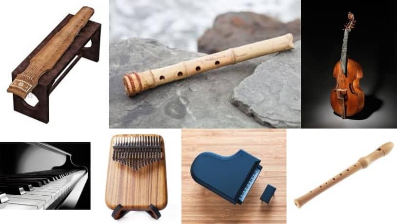 Quiet Instruments