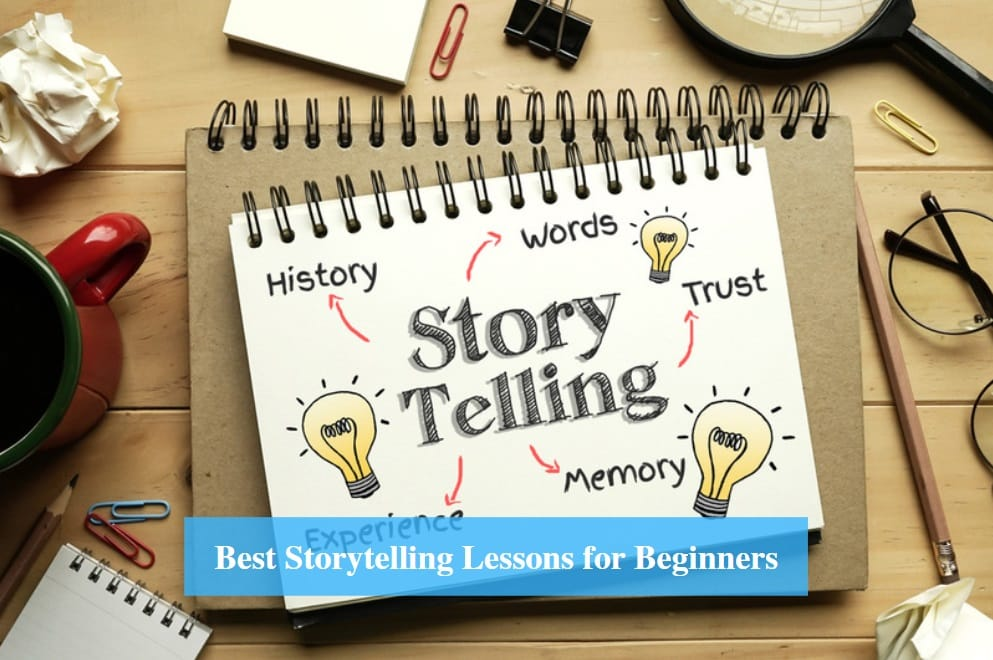 Storytelling Lessons for Beginners