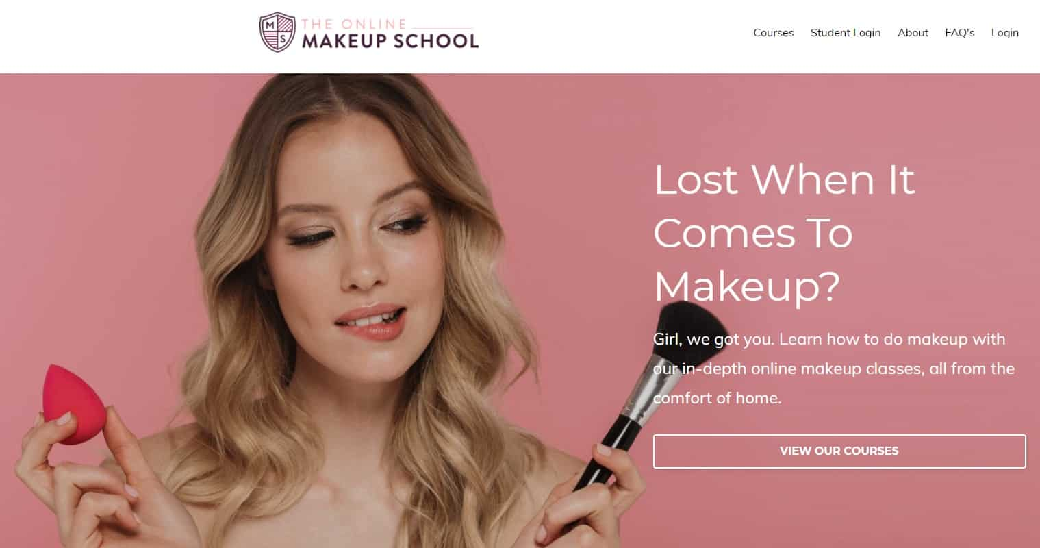The Online Makeup School Makeup and Beauty Lessons for Beginners