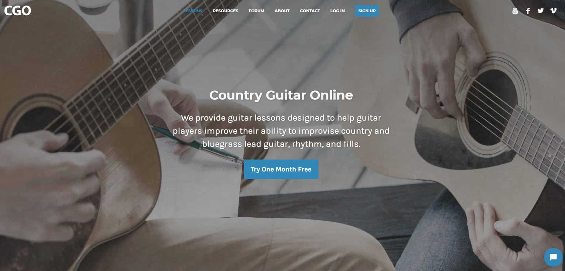 countryguitaronline Country Music Lessons for Beginners