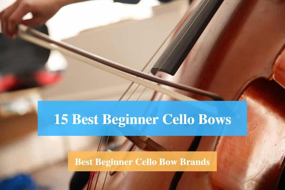 Best Beginner Cello Bow