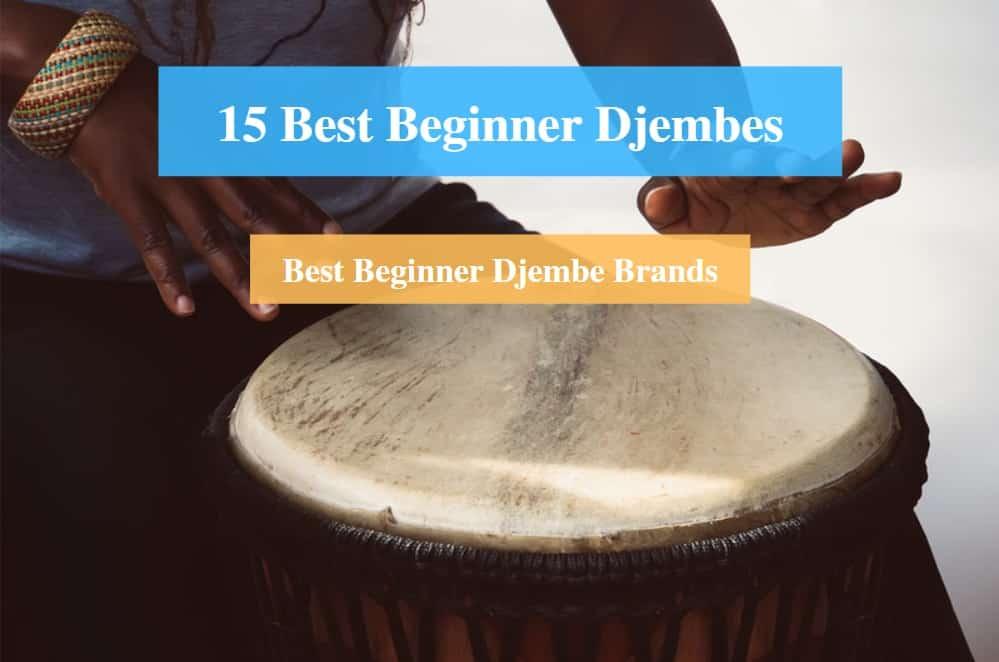 Best Beginner Djembe