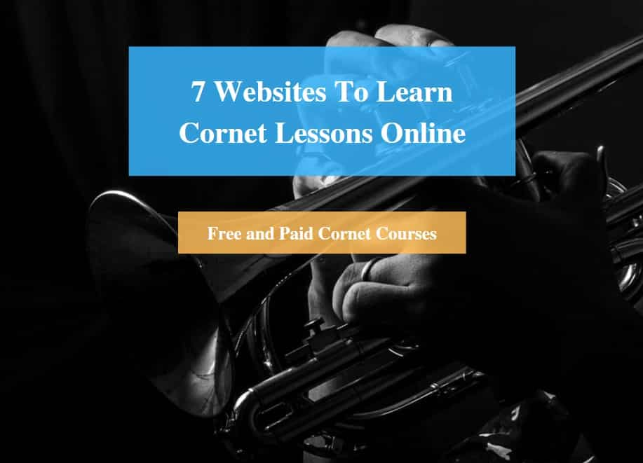 Learn Cornet Lessons Online