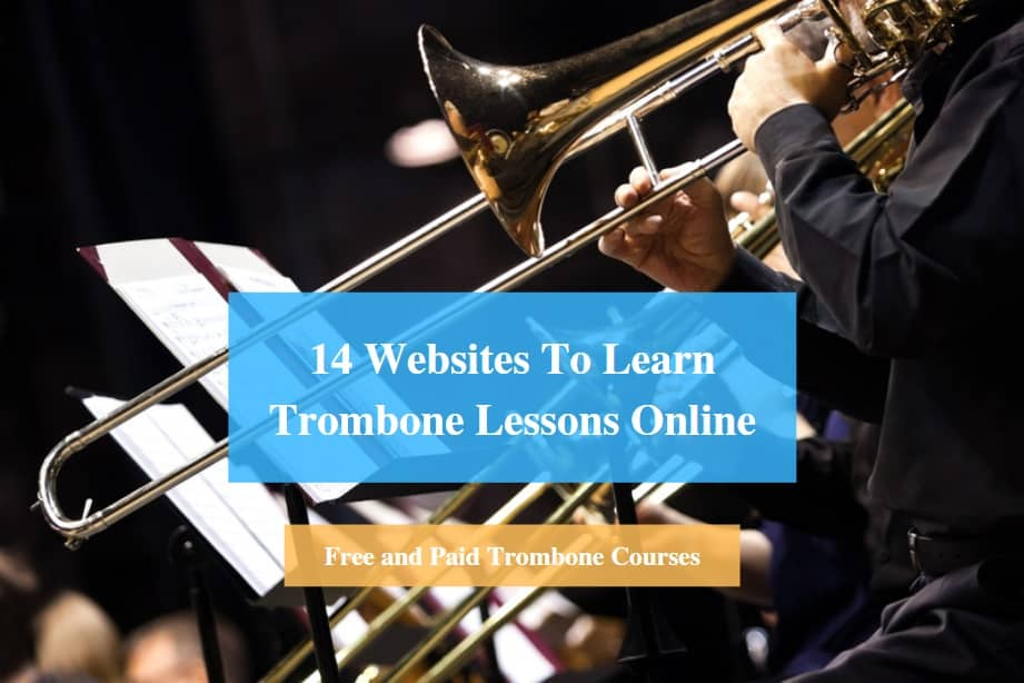 Learn Trombone Lessons Online