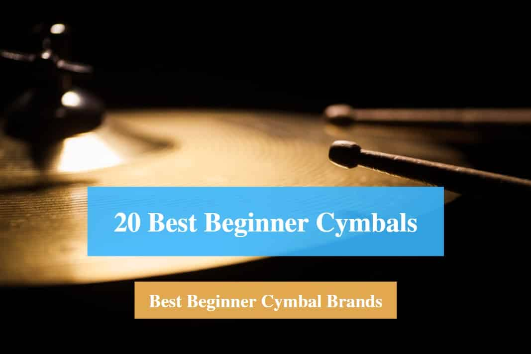 Best Beginner Cymbal