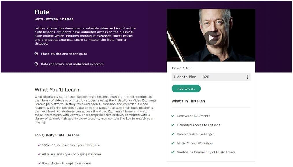 Flute with Jeffrey Khaner