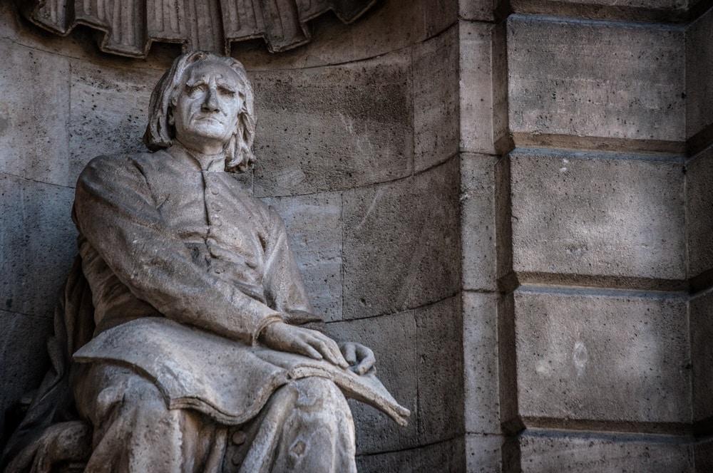 Franz Liszt Hands