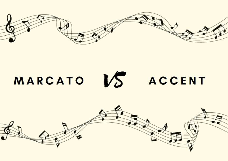 Marcato Vs Accent