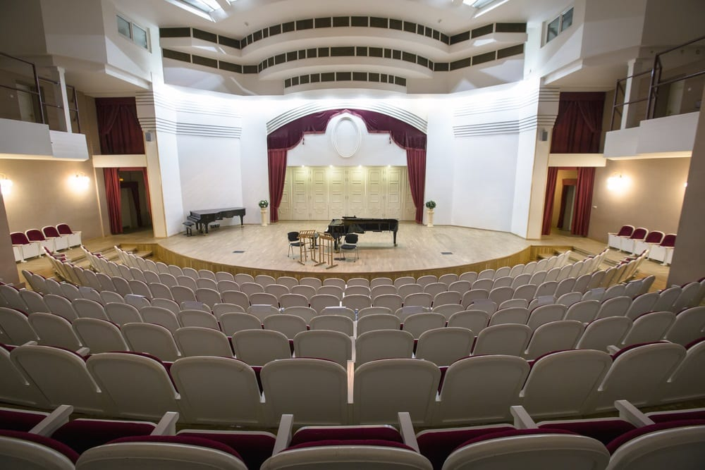 Piano Conservatoires