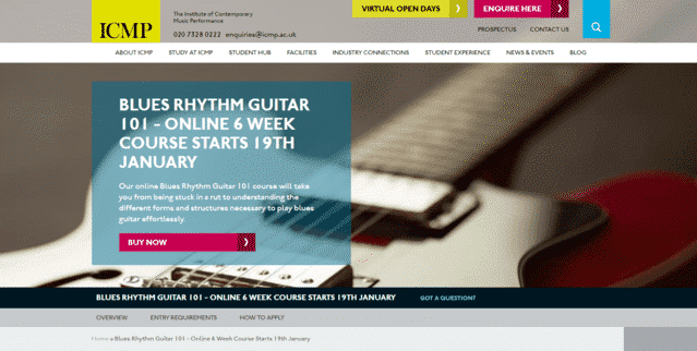 icmp learn rhythm guitar lessons online