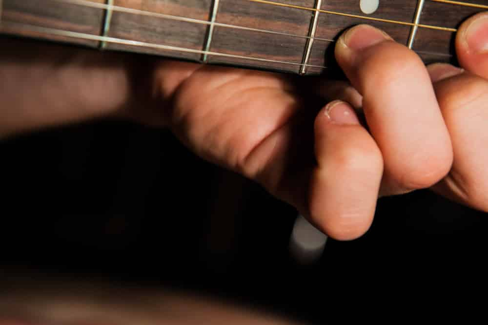 learn caged guitar lessons online