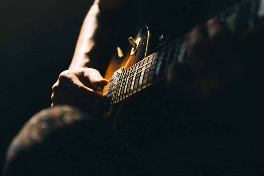 learn guitar applied theory lessons online