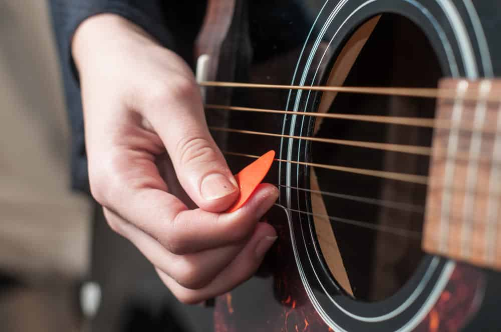 learn guitar hybrid picking lessons online
