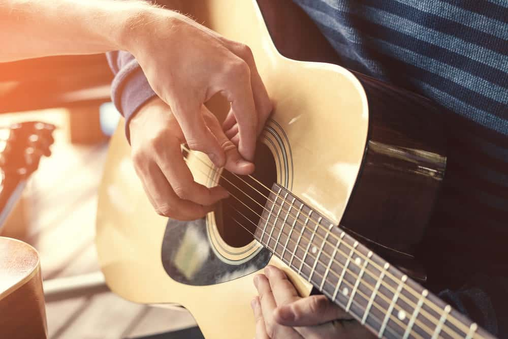 learn guitar workouts and exercises lessons online