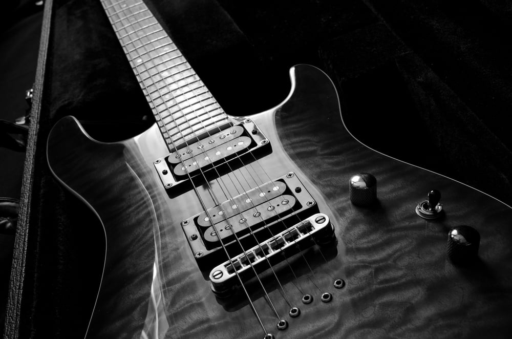 learn hard rock metal guitar lessons online