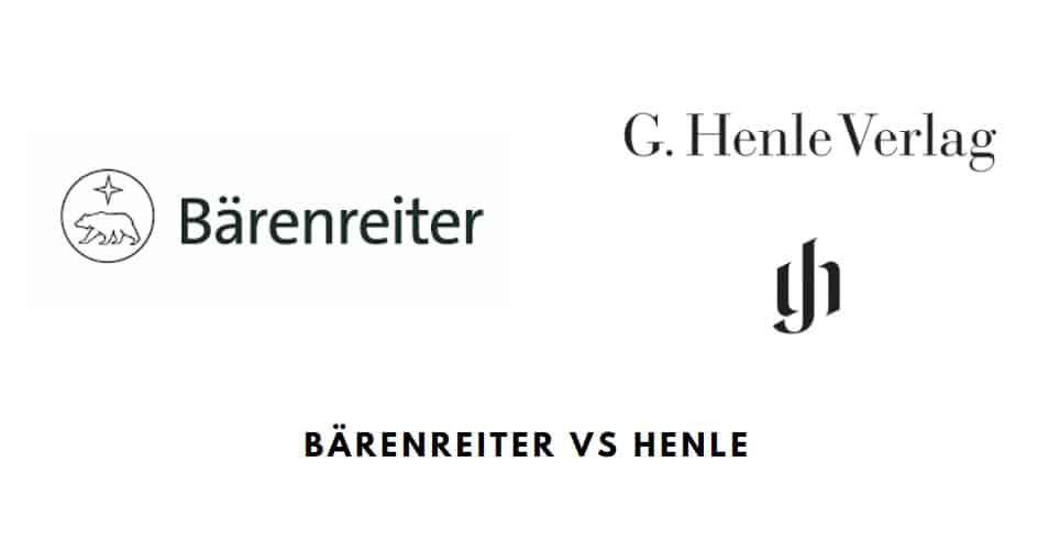 Bärenreiter Vs Henle