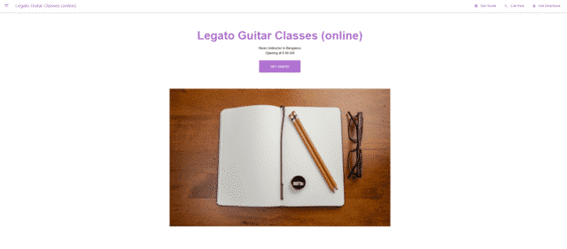 businessgoogle learn guitar legato lessons online