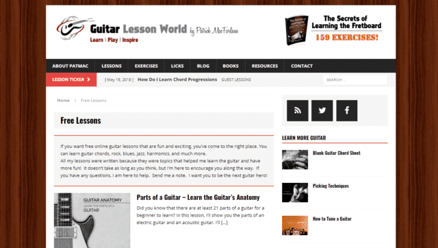 guitarlessonworld learn world guitar lessons online