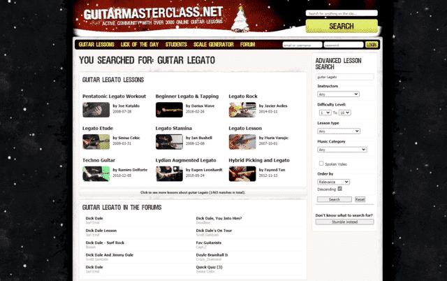 guitarmasterclass learn guitar legato lessons online