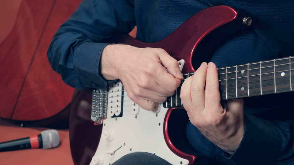 learn guitar legato lessons online