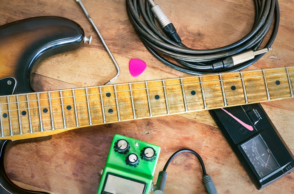 learn guitar whammy bar lessons online