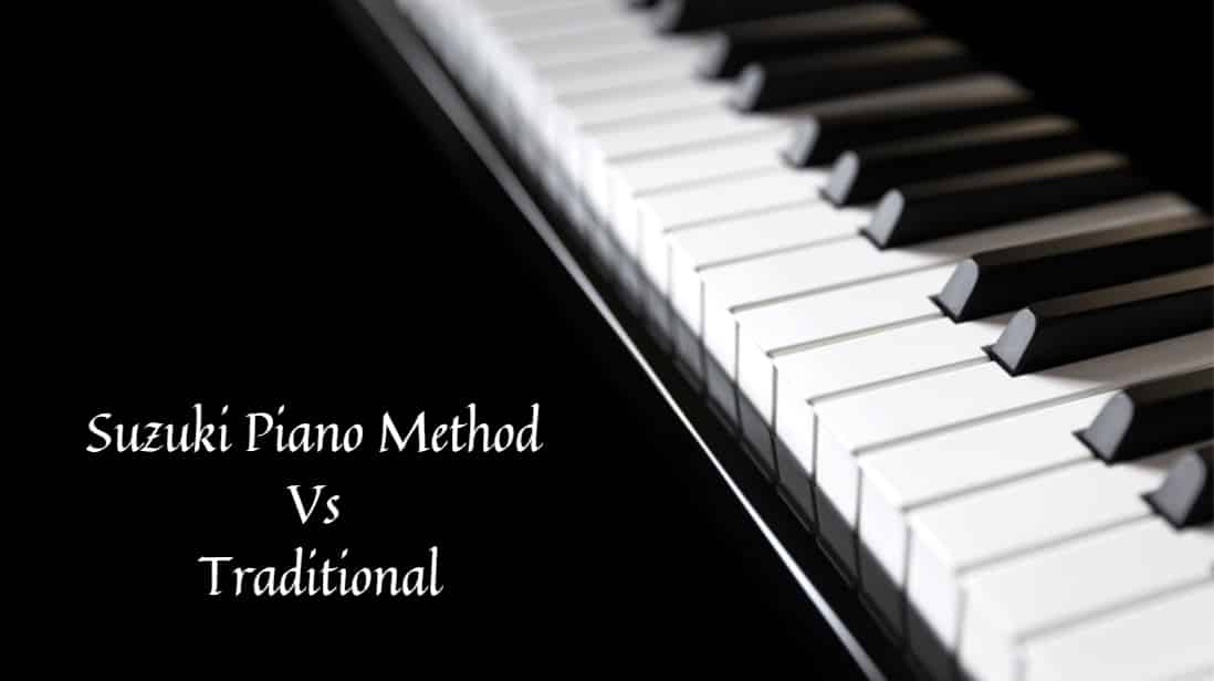 Suzuki Piano Method Vs Traditional