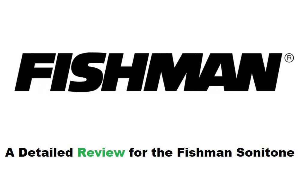fishman sonitone review